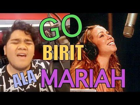 MARIAH CAREY OF THE PHILIPPINES (Charot!)