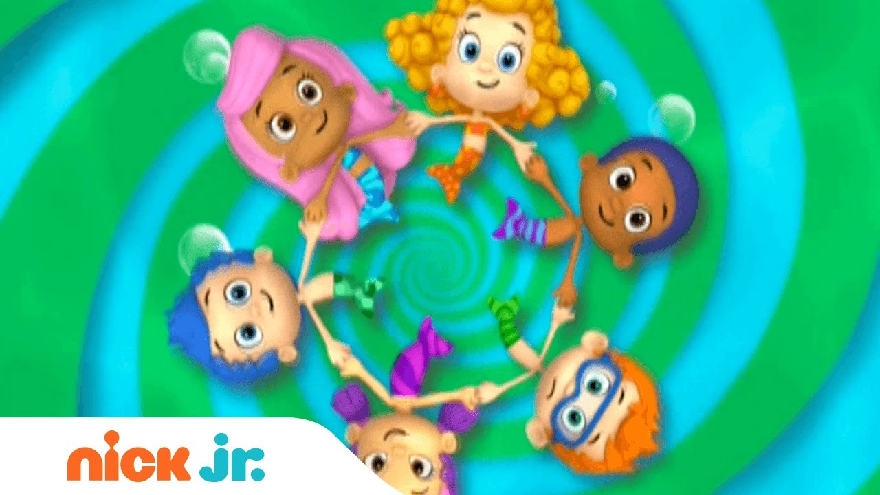 bubble guppies nederland official theme song music nick jr