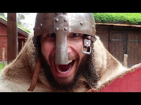 Viking Adventure Trip In Scandinavia | Suécia Noruega Dinamarca  (Subs. in Eng, Span, Port)