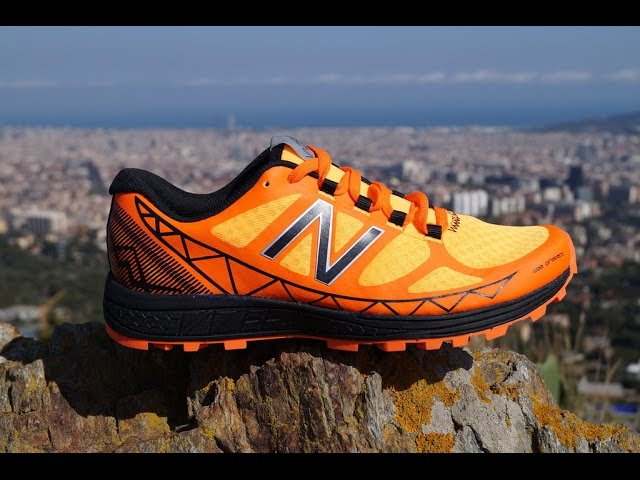 New Balance Vazee Summit negro
