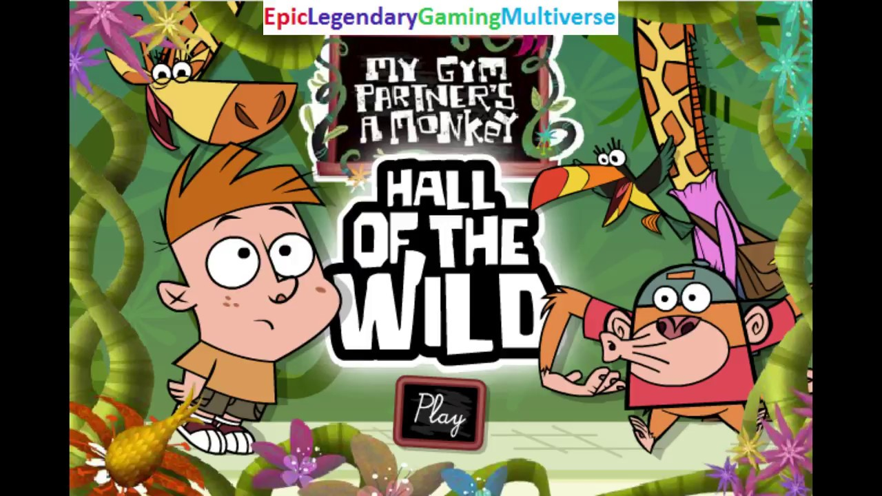 game hall of the wild 2