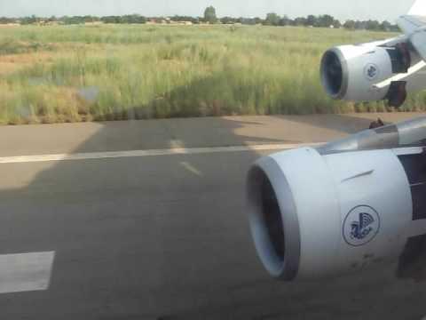 Smooth landing in Ouagadougou 1