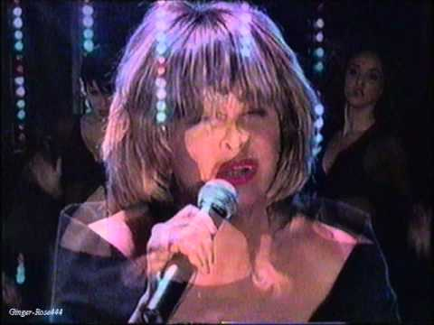 Tina Turner (LIVE) In Your Wildest Dreams