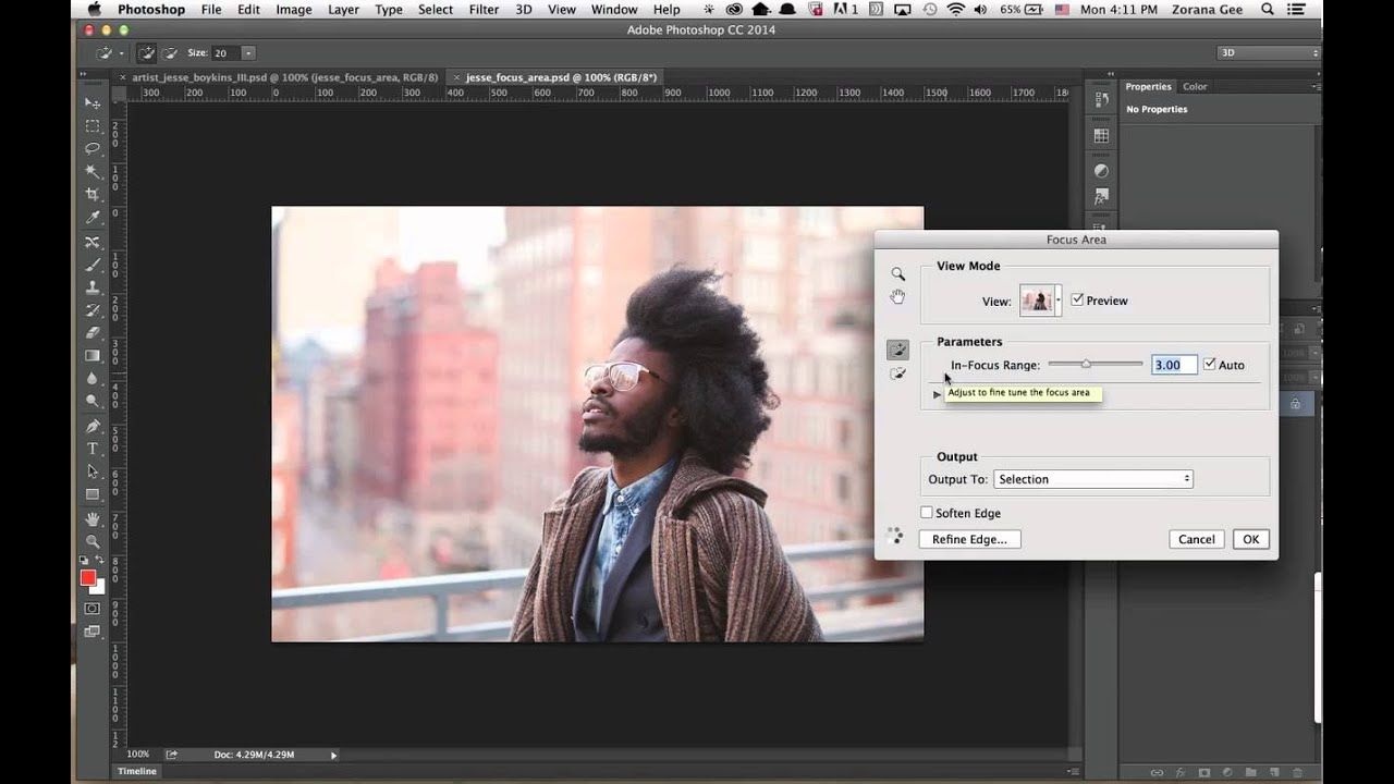 how to make a photo mask in photoshop