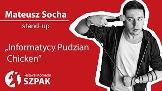 Mateusz Socha stand-up -