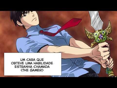 Manga The Gamer 01 Assista