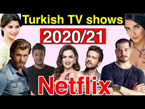 15 New Netflix Turkish TV shows 2020/21. Part 1