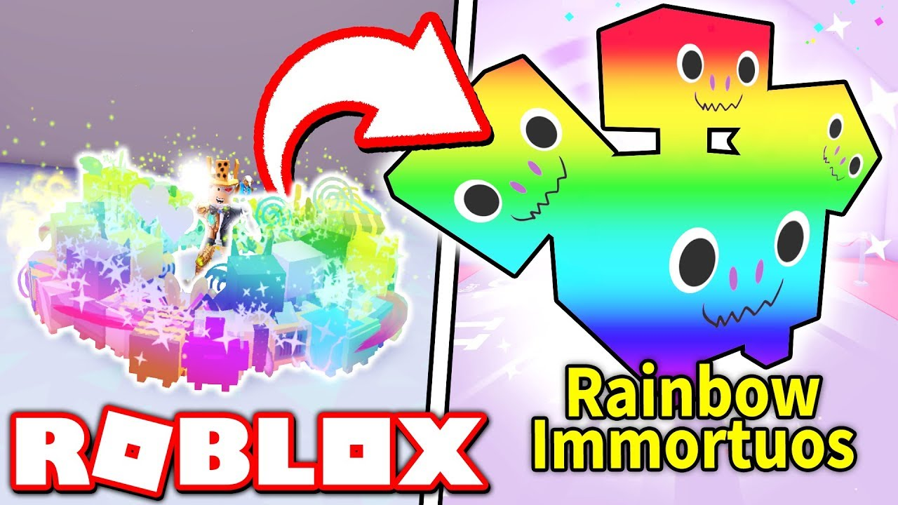 *NEW* RAINBOW PETS in PET SIMULATOR UPDATE 5!! (Roblox)