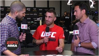 Alexander Volkanovski put himself in position to fight at UFC 240 if needed | ESPN MMA