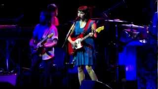 "Norah Jones en Montevideo 7/12/12 ""Rosie"