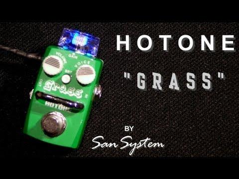 "► HOTONE GRASS (Overdrive Skyline) ""HD"" ♫♪"