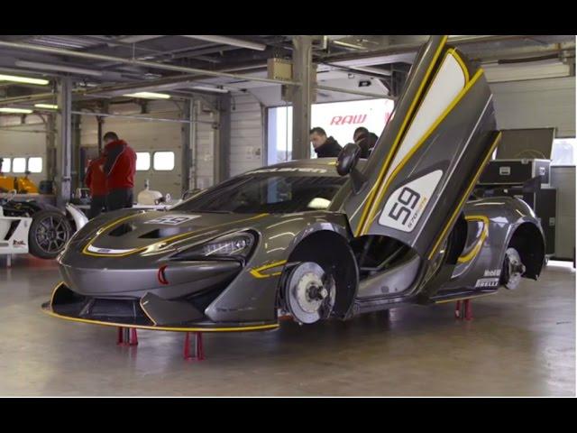 Racing Start - 570S GT4