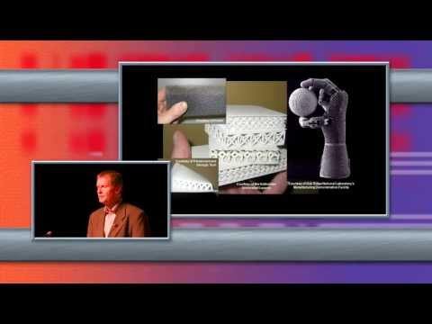 A 3-D Printed World: Terry Wohlers at TEDxTraverseCity