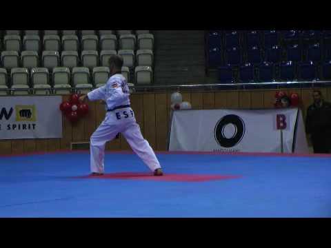 Alberto Delgado. CHITAE.  3º Campeonato del Mundo Pumses. Ankara 2008