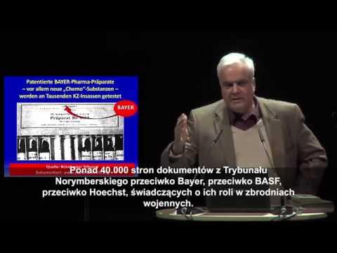 Dr Matthias Rath - Perspektywy UE i przyczyny raka - napisy PL