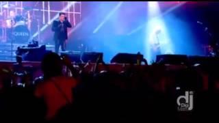Adam Lambert vs Queen - Trespassing (Benny Benassi Mix - DJ DigiMark's Dusty Mixmash)