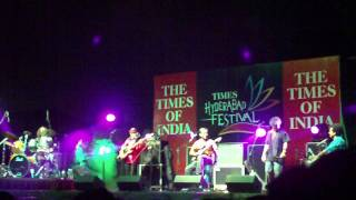 Jhini - Indian Ocean Live Performance