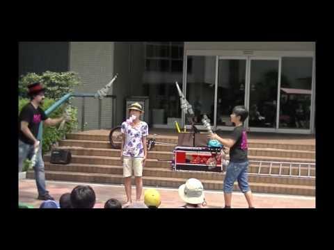 Performance at Showa University, 2015