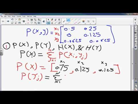 information theory 3 د.حسام العبيدي