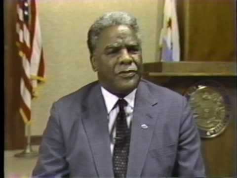 Harold Washington on the Legacy of Richard J. Daley
