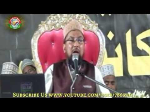 Karbala Me Imam Hussain Pe Paani Kab Band Huwa Wahabi Jallu Qasmi Ne Tarikh Badal Di By Farooq Razvi
