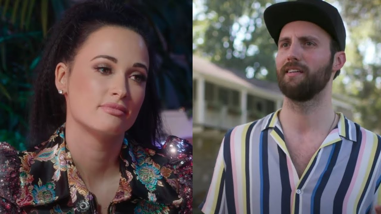Country Star Kacey Musgraves and Musician Husband Ruston Kelly ...