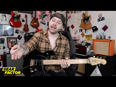 Jared Dines Plays His Favorite Guitar Riffs
