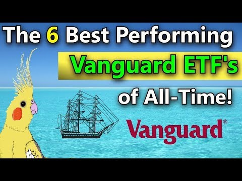 Which Vanguard ETFs Should I Invest In? Vanguard ETF Funds with HIGH Returns
