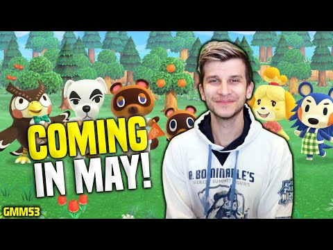 IN GAME STORE?! New Animal Crossing Shop Hits Real World + Switch Games Leak! |