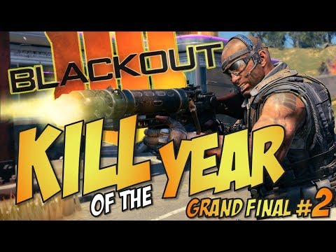 Blackout 'Kill Of The Year' Grand Final #2