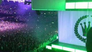 Bruno Mars konzert Zürich 2017/opening