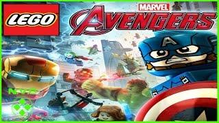 Videogiochi 2016 Lego Marvel Avengers