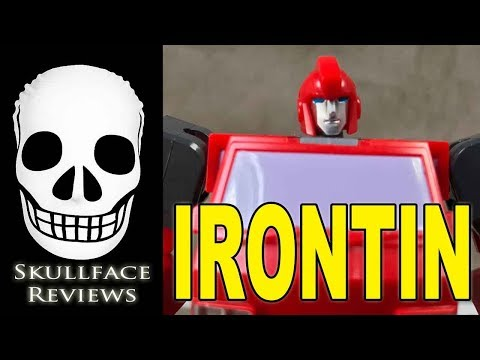 Transformers 3rd Party Hot Soldiers Irontin (Ironhide)