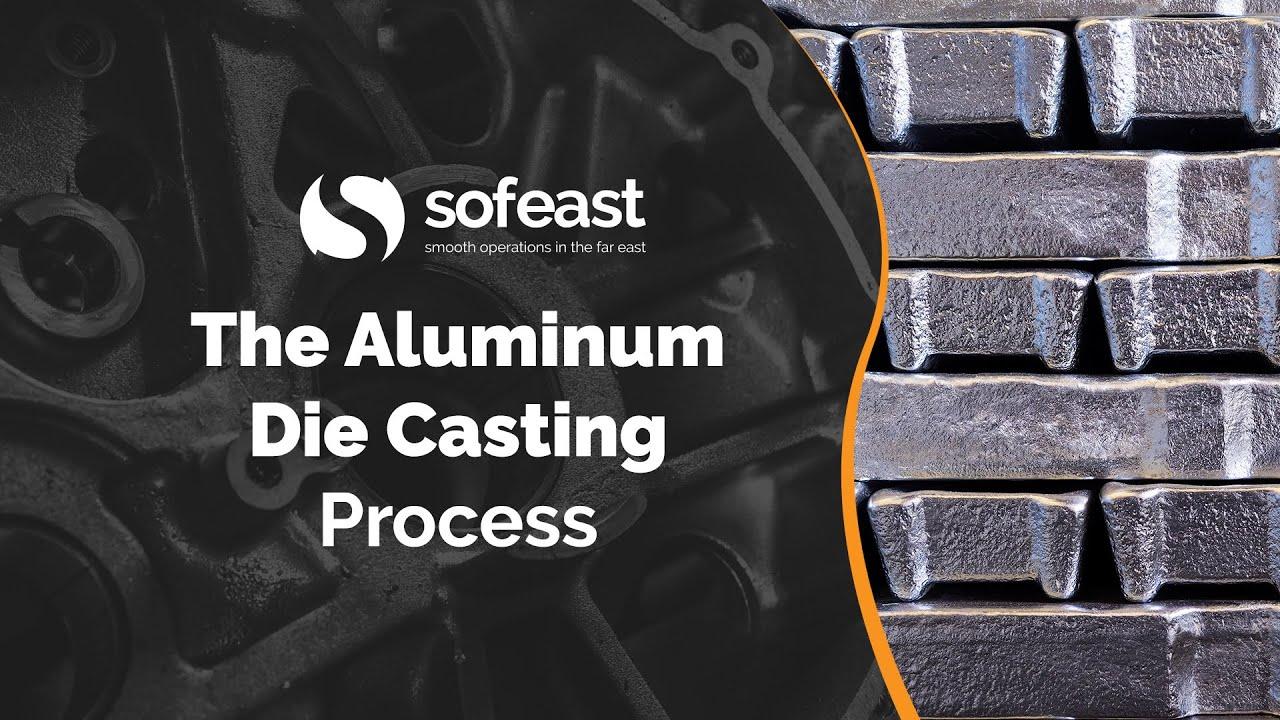 The Die Casting Process, Ingots, & Aluminum Casting [Videos]