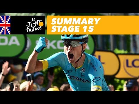Summary – Stage 15 – Tour de France 2018