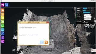 Come Scalare una Nuvola di Punti con Analist CLOUD Explorer