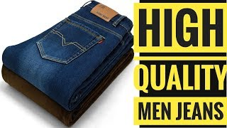 BEST JEANS FOR MEN 2018|HIGH QUALITY SOFT WARM MEN JEANS