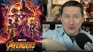 Avengers: Infinity War Trailer Comments And Questions - TJCS Companion Video