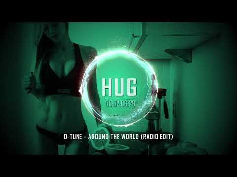 D-tune - Around The World (Radio Edit)