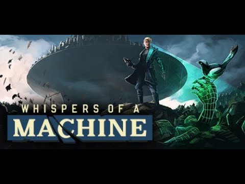 Whispers of a Machine - IOS-Steam- Game Preview