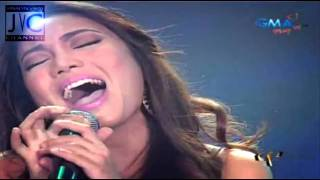 WHITNEY HOUSTON - RUN TO YOU ( JONALYN VIRAY COVER HIGHER VERSION )