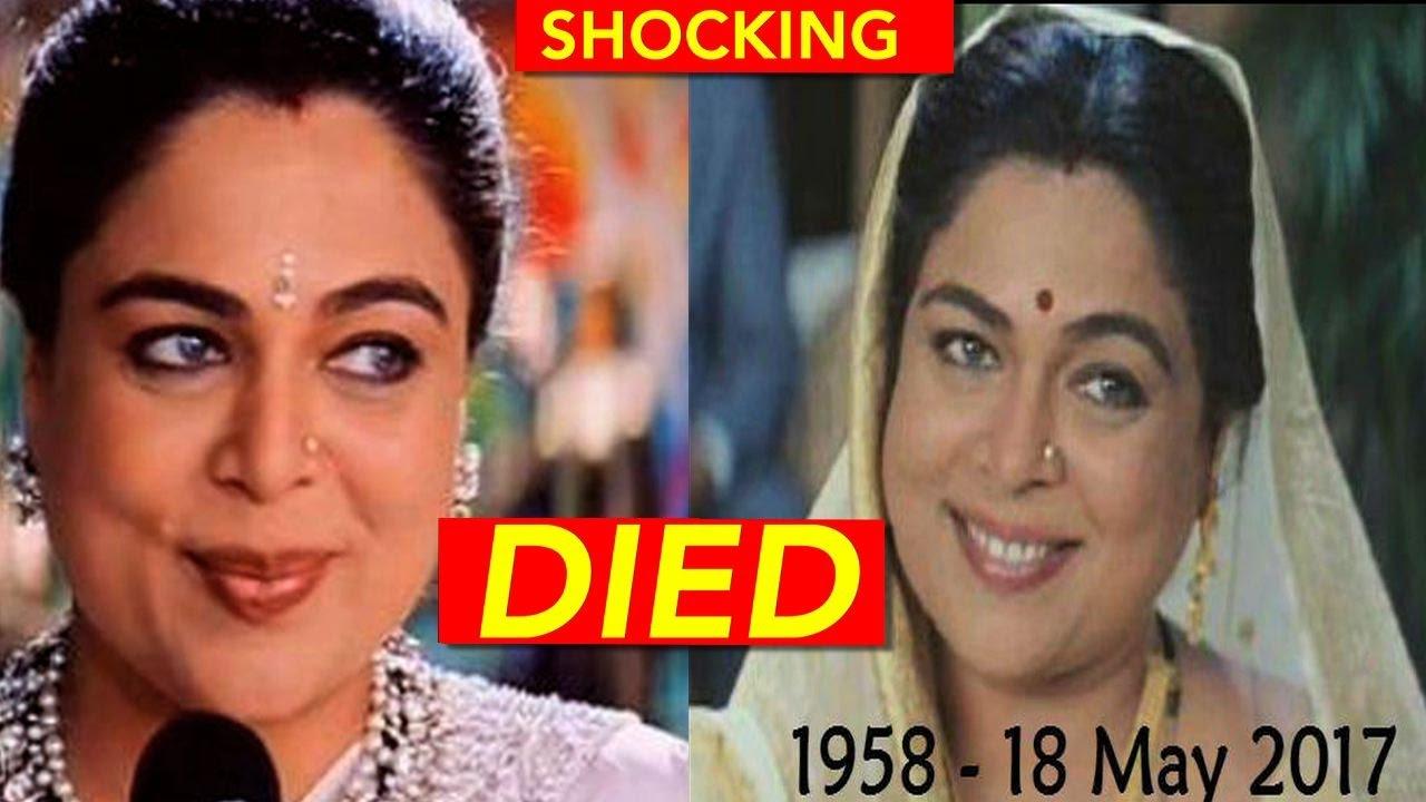 Reema Lagoo: Bollywood's 'favourite mother' dies
