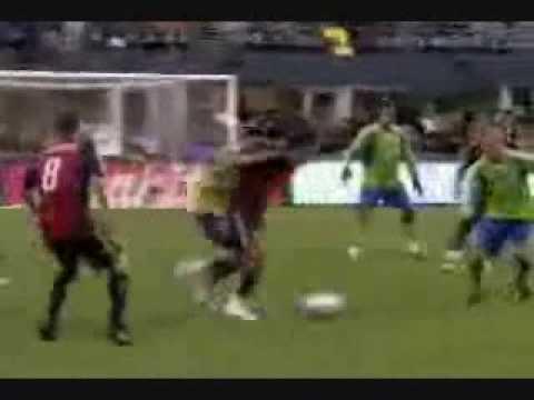 Fredy Montero scores again //Seattle 2- Real Salt Lake 0