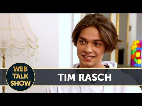 """Tim Rasch: """"Bei Homophobie und Rassismus drehe ich durch!"""""""