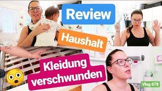 Wieder zu Hause l Review 99% Wasser Feuchttücher l Shellac l Vlog  678