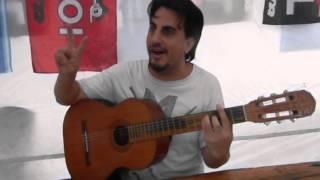 EL JUGLAR canta GRITO JUJEÑO DE AMOR Huayno Cta ACAMPE PLAZA DE MAYO por la libertad de MILAGRO SALA
