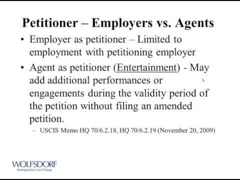 Work Visas & Green Cards for Athletes (O/P & E-11)