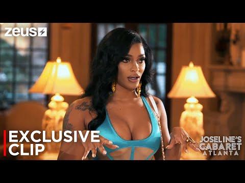 Joseline's Cabaret Atlanta | Exclusive Clip | Double Homicide | Zeus
