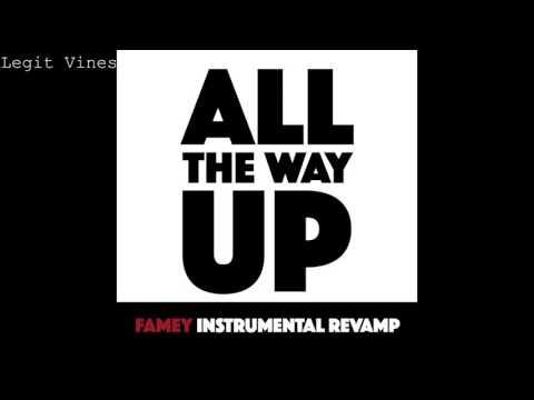 Fat Joe & Remy Ma All The Way Up Instrumental - 1 Hour