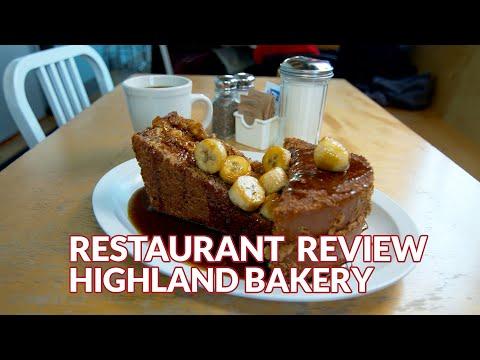 Restaurant Review - Highland Bakery | Atlanta Eats